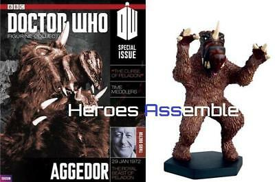 Doctor Who Figurine Collection Special #13 Aggedor Eaglemoss New