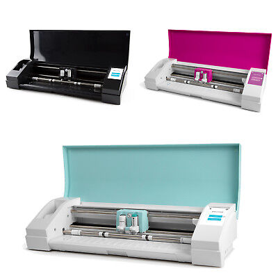 Silhouette Cameo 3 Color Edition | Schwarz, Pink & Kreativplotter Teal