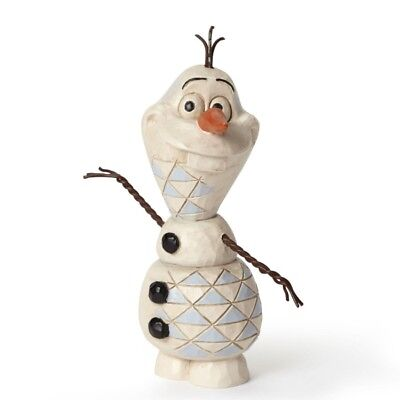 Enesco Jim Shore Frozen Young Olaf Figurine New 4050766