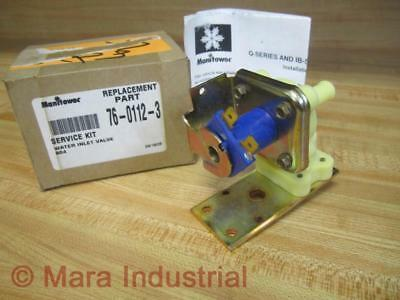 Manitowoc 76-0112-3 Replacement Water Inlet Valve 7601123