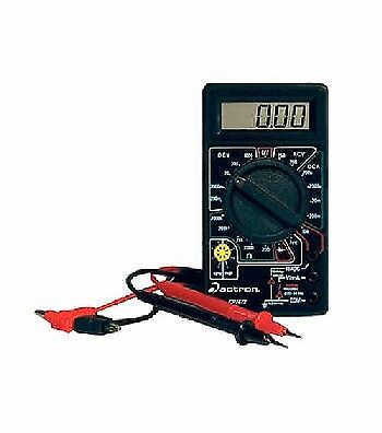 Actron Digital Multimeter w Leads AC / DC New CP7672 Authorized Distributor