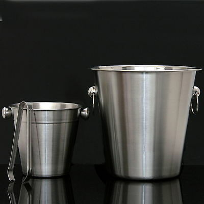 Ice Bucket for Cube, eiswürfeleimer, Cooler, Champagne Bottle Cooler