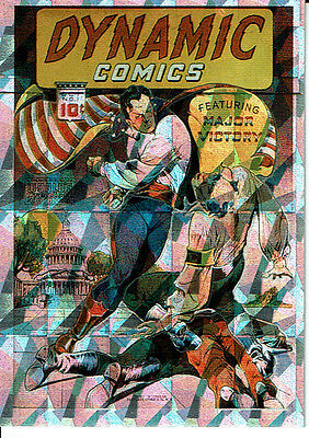 Golden Age Of Comics All Chromium Magnachrome 5 Of 6