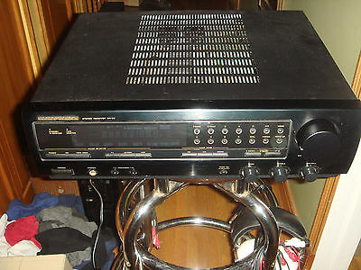 Vintage Marantz Sr- 53 Stereo Receiver, C 1993,working,clean, Mint