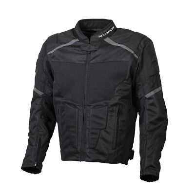 Scorpion EXO Influx Mesh Sport Jacket Black Mens All Sizes