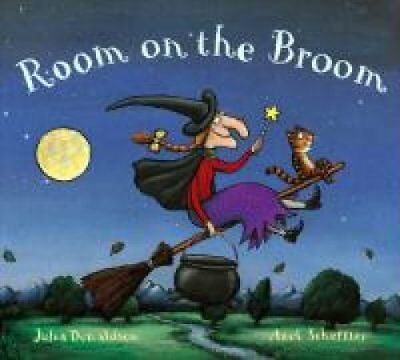 Room on the Broom Activity Book by Julia Donaldson 9780230708600