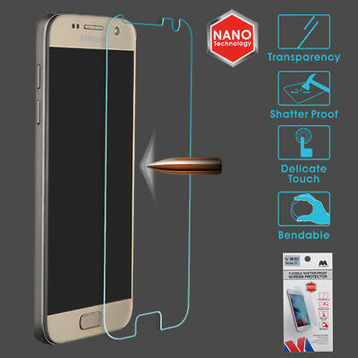 For Samsung Galaxy S7 G930 Flexible Shatter-Proof Screen Protector