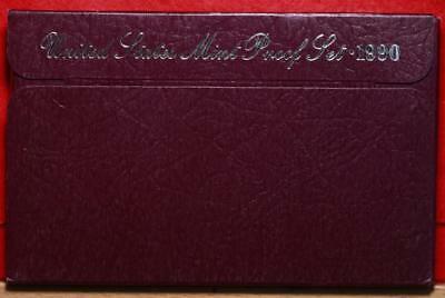 Uncirculated 1990 United States Proof Set Free Shipping
