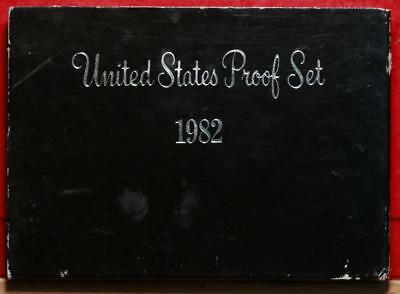 Uncirculated 1982 United States Proof Set Free Shipping