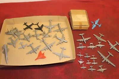 33+ Rare General Mills Hawk Model Airplane And Wwii Plastic Cereal Premiums Look