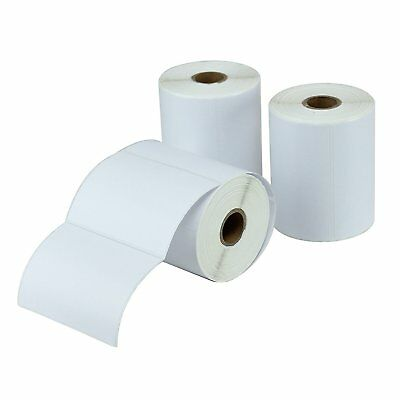 "[3 Rolls, 1500 Labels]-3 x 4"" Direct Thermal Labels, FBA Stickers, FN  SKU Label"