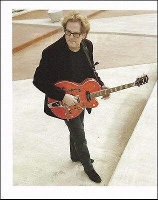 John Jorgenson Gretsch Nashville Guitar 8 x 11 pinup photo