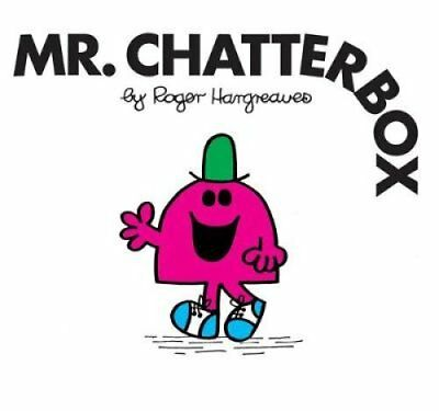 Mr. Chatterbox by Roger Hargreaves 9781405274593 (Paperback, 2014)
