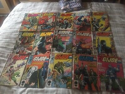 15 Gi Joe Comics