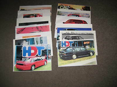 Holden Commodore Hdt Vn Aero Series 2 Brochure  ,very Rare
