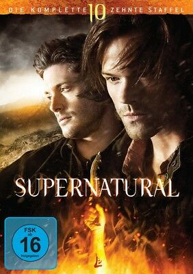 Supernatural Staffel 10 NEU OVP 6 DVDs