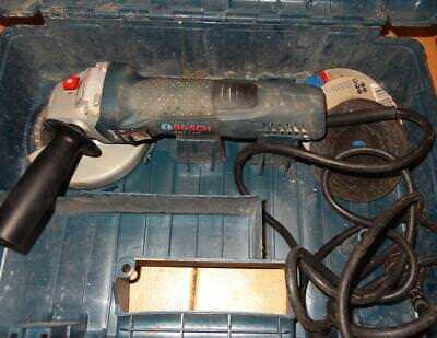 Bosch Professional GWS 7-125 125mm Angle Grinder 720W in Carry Case No Reserve