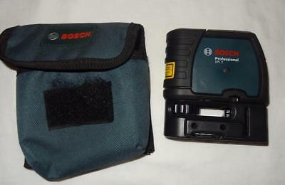 Bosch Professional GPL3 3 Point Builders Laser Level RRP$240 No Reserve!