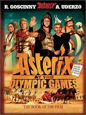 Asterix at the Olympic Games: Album 12, Film Tie-In, Goscinny, René, New Book