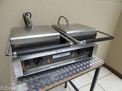 Rollergrill Double Waffle Maker Ged20 Good Condition