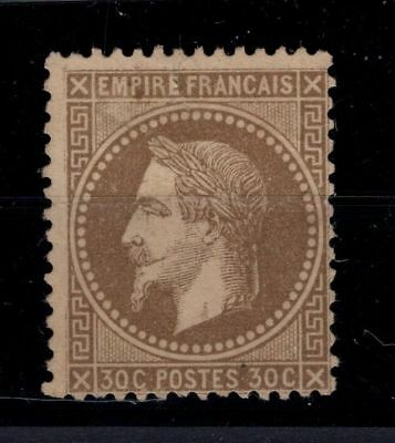 P35665 / France / Y & T # 30 Neuf (*) / Unused  325 €