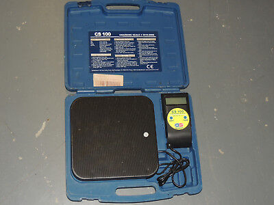 BACHARACH 2010-0000 Refrigerant Scale,Electronic