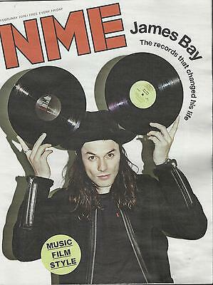 NME - 5 February 2016 -  James Bay Cover & Interview /Sunflower Bean
