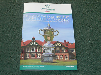 2015 Walker Cup (Royal Lytham & St. Annes) - GREAT BRITAIN & IRELAND v. USA