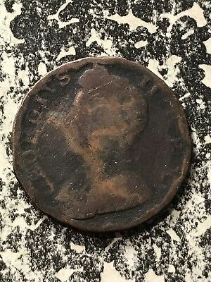 1770 Great Britain 1/2 Penny Lot#8576 Low Grade