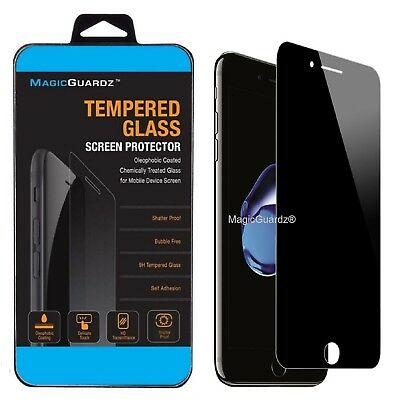 Anti-Spy Peeping Privacy Tempered Glass Screen Protector For iPhone 8 / 8 Plus
