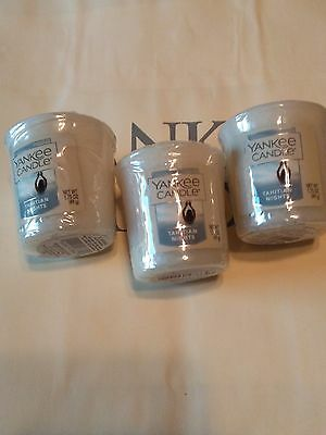 3 Yankee Candle Tahitian Nights Sampler Votives Free Shipping in U.S.