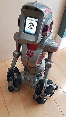WowWee Mr. Personality Robot WORKS No Remote Interactive Toy