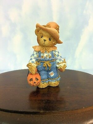 Cherished Teddies Avon Tom  2001 NIB