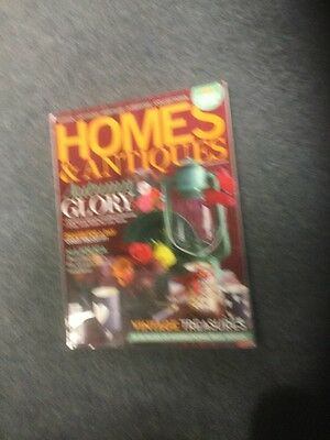 Homes and Antiques October 2013