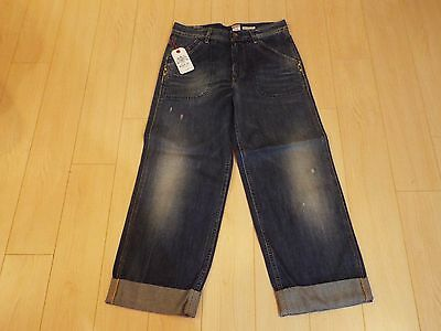 NEW Women's REPLAY Boogaloo WV 581A,000 Original Jeans Size 27 Retail $210