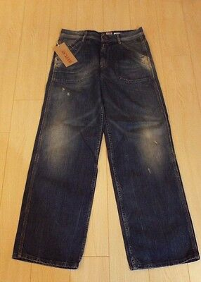 NEW Women's REPLAY Boogaloo WV 581A,000 Original Jeans Size 28 Retail $210