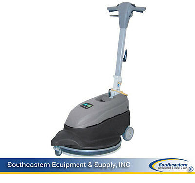 """New Nobles BR-2000-DC Dust Control Floor Burnisher 2000 rpm 20"""""""