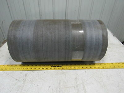 "2 Ply Woven Back Smooth Top Black Conveyor Belt 47' X 20-1/8"" X 0.137"""