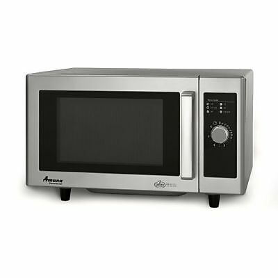 NEW Amana - RMS10DS - 1000 Watt Commercial Microwave Oven