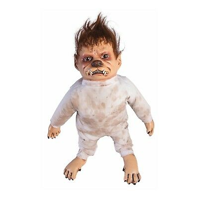 Evil Werewolf Baby Doll Halloween Costume Prop Decoration Haunted House Scary
