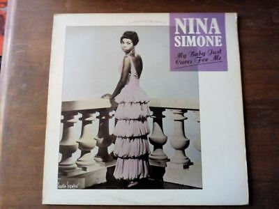 Nina Simone - My Baby Just Cares For Me 12""
