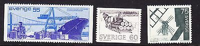 Sweden 1971 - Issues - MNH