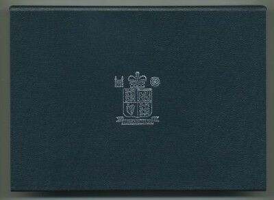 1991 United Kingdom 7 Coin Proof Set In Original Box with COA
