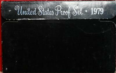 Uncirculated 1979 United States Proof Set Free Shipping