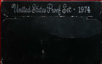 Uncirculated 1974 United States Proof Set Free Shipping
