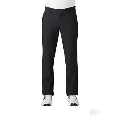 Adidas Golf 2017 Climawarm Winter Thermal Trousers (Black)