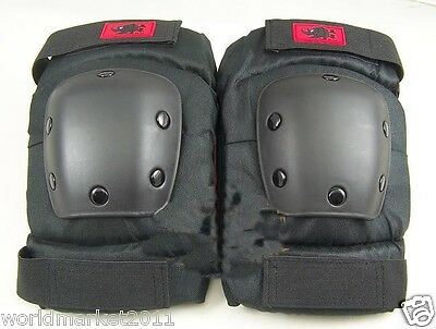 Short Thicken Roller Ski Skating Snowboard Guard Protective Knee Pads S L M