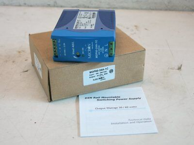 Micron Mdp60-24A-1C Power Supply 24Vdc