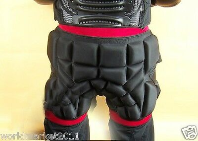 Outdoor Skiing Prevent Fall Protection Buttock Thickness 2.5cm 0.4Kg Ski Pads