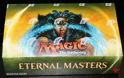 Magic the Gathering MTG Eternal Masters Booster Box 24 Packs